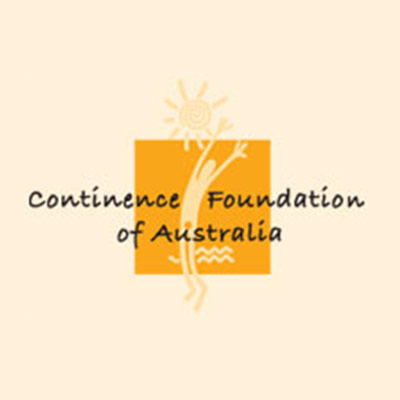 Continence Foundation of Australia Logo